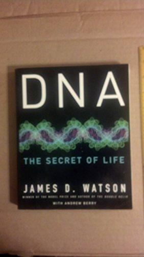 DNA: The Secret of Life by James D. Watson (2003) Taschenbuch (James Watson D)
