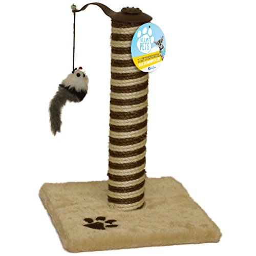 Me-My-Cat-Sisal-Scratching-Post-Mouse-Toy