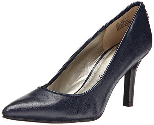 Anne Klein Women's Falicia Leather Dress Pump Anne Klein-heels