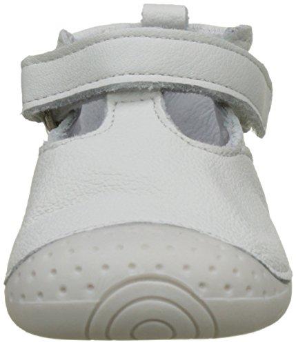 babybotte Baby Jungen Zik1 Krabbelschuhe Weiß (Weiß)
