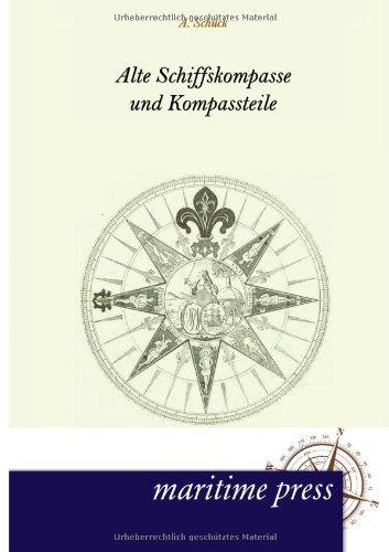 Alte Schiffskompasse und Kompassteile by Albert Schueck (2014-02-17)