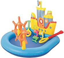 BestwayTug Boat Play Pool,140X130X104CM