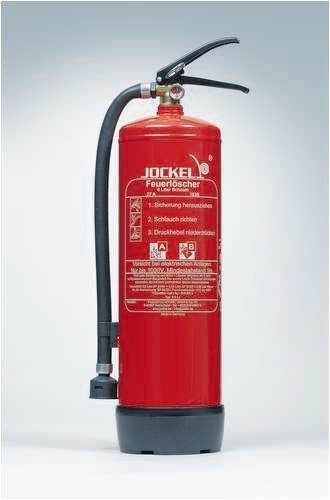 Jockel Feuerlöscher S6LJM 6615000 Bio34 plus...