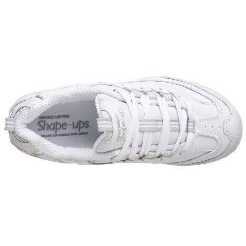 Skechers Shape-ups Metabolize 11800 WSL, Scarpe sportive, Donna Bianco (Weiss/WSL)