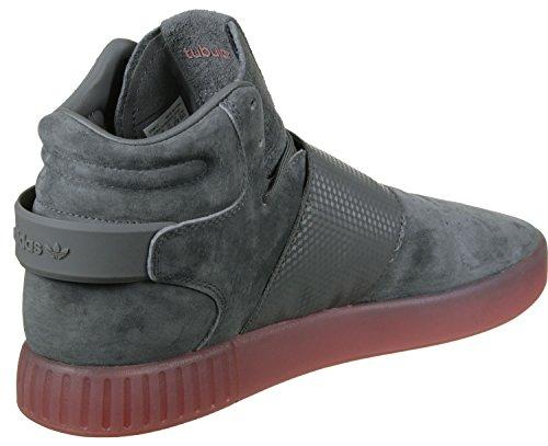 adidas Tubular Invader Strap, Scarpe Sportive Uomo vari colori (Gricua/Gricua/Rosnat)