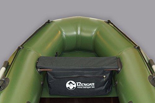 Schlauchboot Sitztasche M (73x20cm) gepolstert Tasche Sitzauflage (L-280,L-280 U,L-320) -