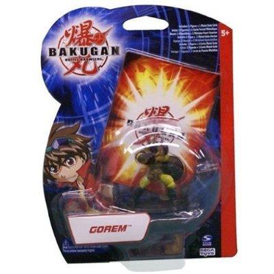 Bakugan 5cm Collectors Figure - PREYAS DIABLO