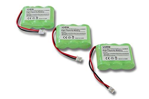 vhbw-3-batteries-600mah-36v-pour-telephone-fixe-sans-fil-telecom-italia-gipsy-remplace-c39453-z5-c19