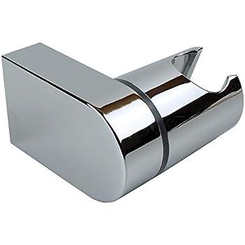 Wandhalterung f/ür Handbrause Universal Duschbrause Halterung Wandbefestigung Brausehalter ohne Bohren Duschkopf schwenkbar Duschkopfhalterung mit Saugnapf Verstellbar