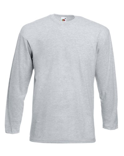 Fruit of the Loom - Sweat à capuche - Femme x-large Gris - Gris