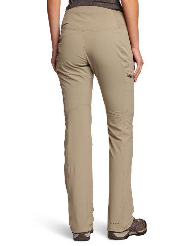 Columbia Women's Back Up Passo Alto Straight Leg Pant Braun - Tusk