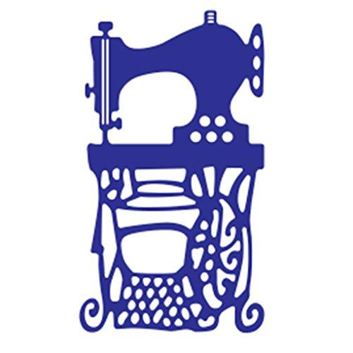 LUFA Nähmaschine Schneidwerkzeuge Schablonen Scrapbook Album Prägekarte DIY Handwerk - Scrapbook-nähmaschine