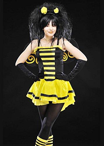Magic Box Int. Damen Bumble Bee Beauty Kostüm Medium (UK ()