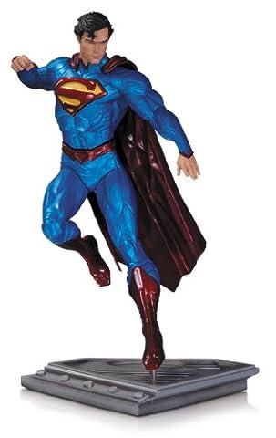 Superman Man Of Steel Statue By Rocafort