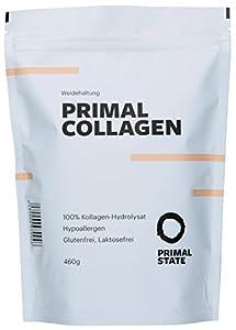 PRIMAL COLLAGEN Protein Powder (100% pure Collagen Hydrolysate | pasture feeding) - 453g