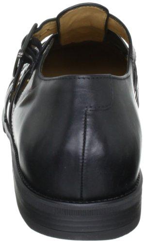 Ganter Greg, Weite G 3-257241-01000, Scarpe basse classiche uomo Nero (Schwarz (schwarz 0100))