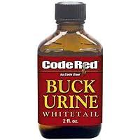 oa1154Código rojo por código azul Whitetail Buck orina 2oz