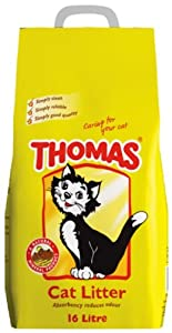 Thomas Cat Litter 16 L from EHBA4