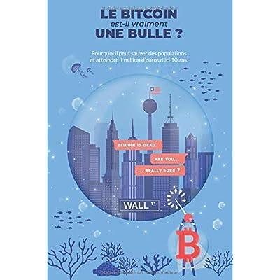Le bitcoin est-il vraiment une bulle ?: Pourquoi il peut sauver des populations et atteindre 1 million d'euros d'ici 10 ans.