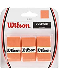 Wilson Pro OR - Overgrip, color naranja, talla única