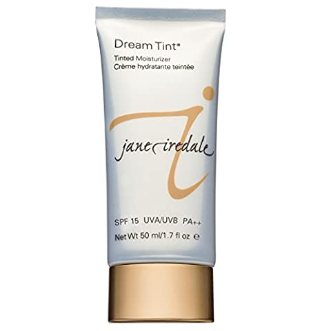 Jane Iredale Dream Tint Tinted Moisturiser Peach Brightener 50ml