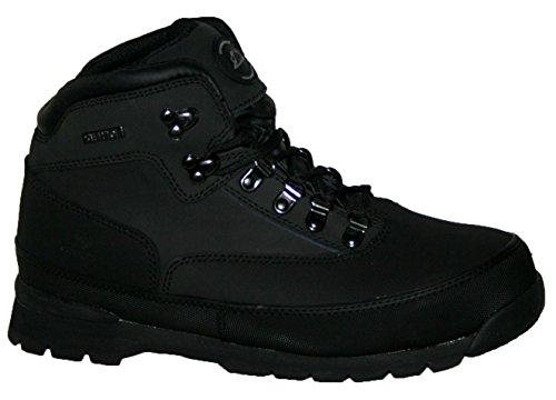 Grounwork Bottes de sécurité/travail/randonnée pour homme avec coque en acier Noir