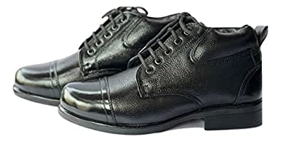 Police Shoe (5, Black)
