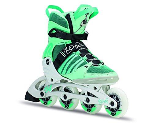 K2 Damen Alexis 84 Pro Inline Skates, Mehrfarbig, 8 US