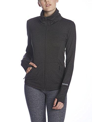 Bench Neut Donna Rally giacca da allenamento, Donna, NEUTRALLY, Marna grigio scuro, XL
