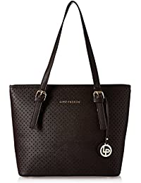 Lino Perros Women's Handbag (Brown) - B076HGZ1F8