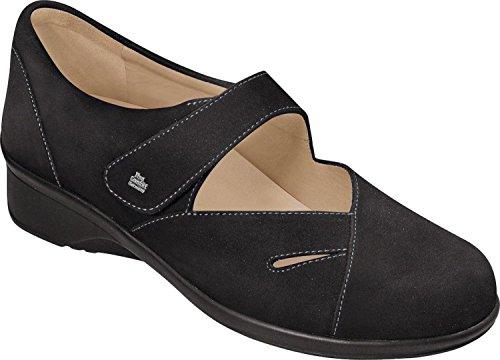 Comfort Aquila Qwfb0zq Shoes Womens Black 3594 Finn Nubuck Ea6wvq5