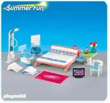 Playmobil 6297 Aménagement de chambre pour le Grand hôtel NOUVEAUTE 2013