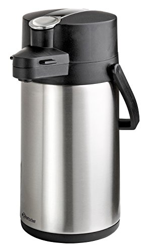Bartscher Isolierpumpkanne / Kaffekanne / Teekanne | 2,0 l