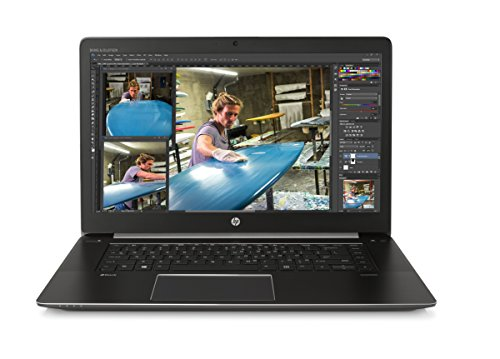 "HP ZBook Studio G3 Mobile Workstation Ordinateur portable 15"" (38,1 cm) Noir (Intel Core i7, 16 Go de RAM, 512 Go, Nvidia, Windows 7)"