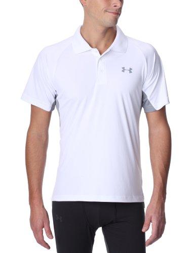 Under Armour Herren Polo Shirt Eu Catalyst Sport wht