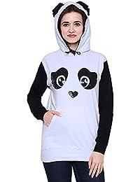EVOGUESTORE Women's Cotton Hoodie Jacket