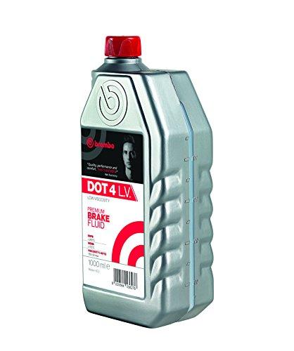 Brembo DOT 4 LV Liquido Freni a Bassa Viscosità