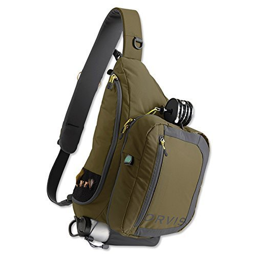 orvis-safe-passage-guide-sling-pack-olive-gray-by-orvis