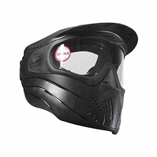 Paintball Maske JT Premise Single - black (Jt Paintball Maske)