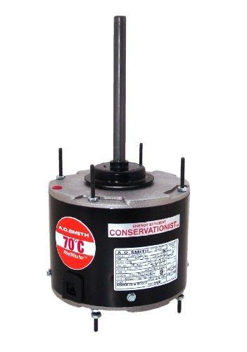 A.O. Smith FEH1026SF 1/4 HP, 1075 RPM, 1075 volts, 1 Amps, 48 Frame, Ball Bearing Condenser Motor by A. O. Smith (Ao Smith-motor)