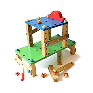 Shumee Wooden DIY Maker Set (3 Years+) - Building & Constructive Play Toys