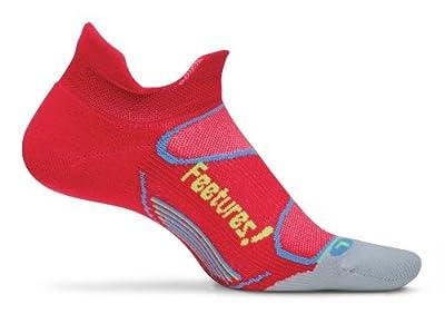 FEETURES Running Socks - Elite Light Cushion : No Show Tab