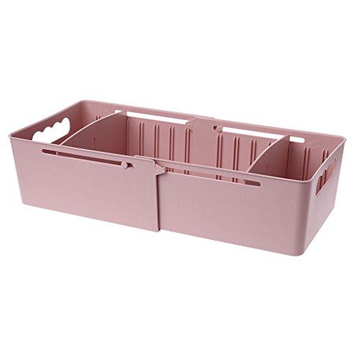 PT -KMKMING Einstellbare Schublade Schublade Speicherbox Underwear Socken Manager Aufbewahrungsbox Für Home Wohnzimmer Kochnische Aufbewahrungsbox, Speichern Von Platz, Hygiene -