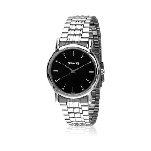 41qjLwN WhL. SS510  - Sonata 7987SM04 Mens watch