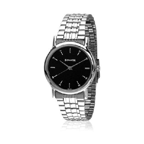 41qjLwN WhL - Sonata 7987SM04 Mens watch