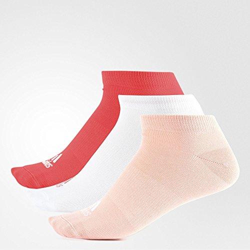 Adidas Performance No-Show Thin 3P Training Socks - SS17