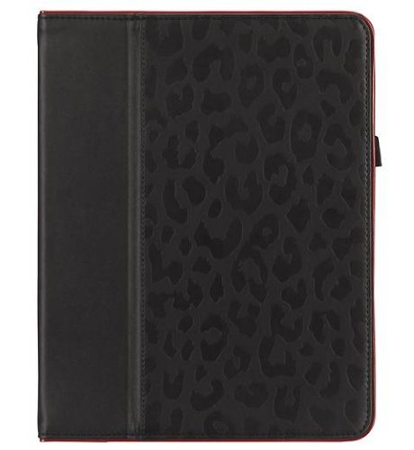 Griffin GB03848 Elan Folio Dark Muse Big Cat Case für Apple iPad 2/3/4 Griffin Elan Folio