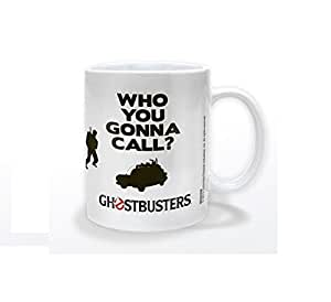 Ghostbusters Who You Gonna Call New Official Boxed Mug