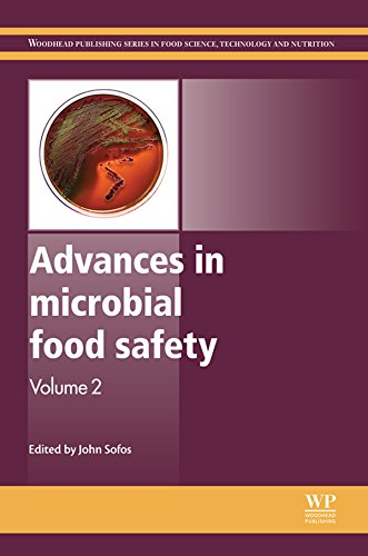 Advances In Microbial Food Safety: Volume 2 (woodhead Publishing Series In Food Science, Technology And Nutrition Book 275) por J Sofos epub