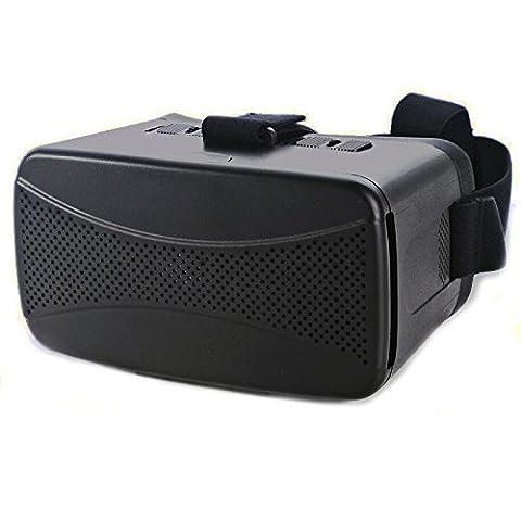 3D-VR-Brille, Senhai Visuelle réalité Movie Game Magnet Kompatibel mit Brille